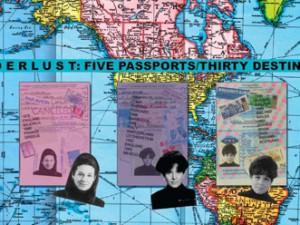 Wanderlust: Five Passports/30 by Willie Marlowe