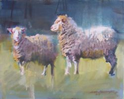 When Sheep are Golden by Linda Hutchinson