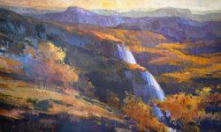 Whiteside Mountain Interpretation by Trey Finney