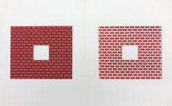XIII-1 by Josef Albers (1888 - 1976)