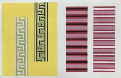 XIII-2 by Josef Albers (1888 - 1976)