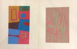 XXIII-2 by Josef Albers (1888 - 1976)