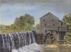 Yates Mill by David Addison