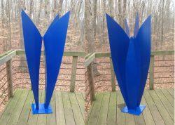 Asheville Blue by Edwin C. White Jr.