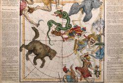 Globi Coelestis in Tabulas Planas Redacti descripto by Ignace Gaston Pardies (1636-1673)