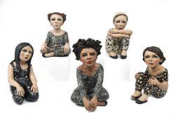 Organize Your Rage: Michele, Elizabeth, Maya, Jane, Gloria by Elissa Farrow-Savos