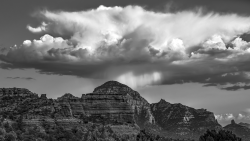 Approaching Storm by Sandra Mae Jensen