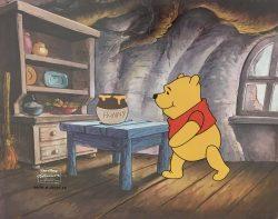 Winnie The Pooh by Walt Disney Studios
