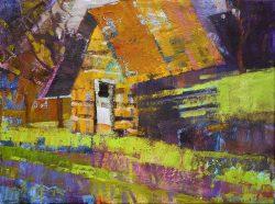 Shanty Series:  IX by Trey Finney