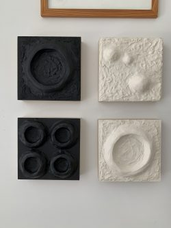 Wall Grouping 3 by Elissa Farrow Savos