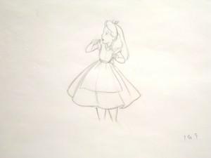 Alice by Walt Disney Studios